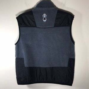 Spyder Jackets & Coats - Spyder Fleece Boys Vest Gray black XL